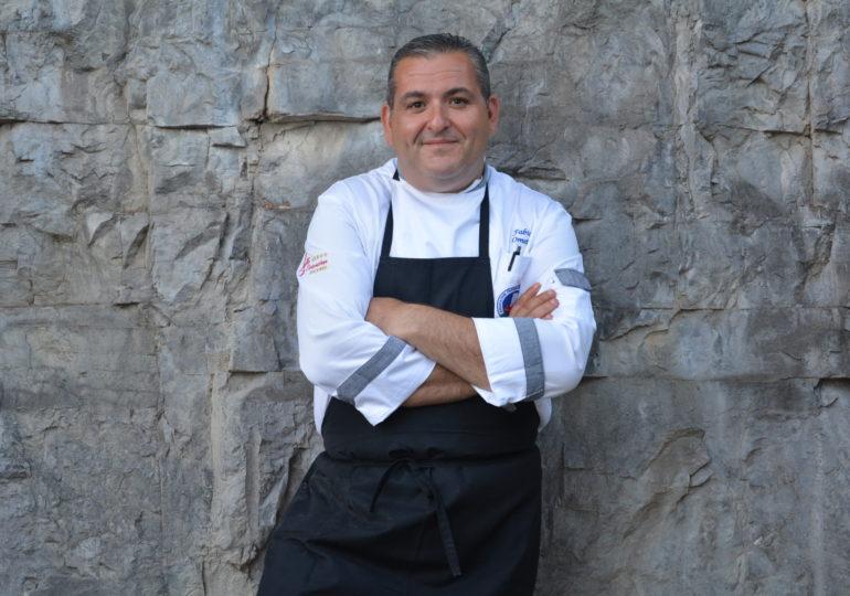 Fabio Ometo Chef