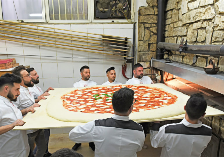 PIZZA RECORD