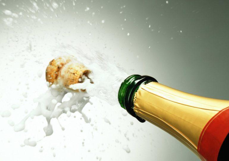 Uno Champagne per l'estate