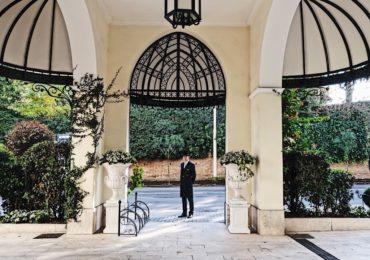 Aldrovandi Villa Borghese