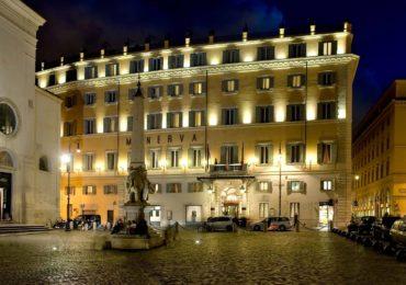 Vista a 360° su Roma