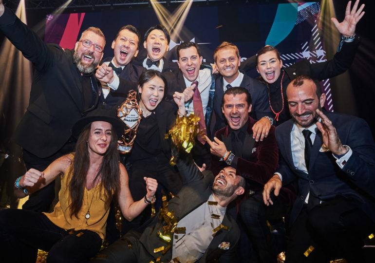 Bannie Kang vince Diageo World Class Bartender 2019