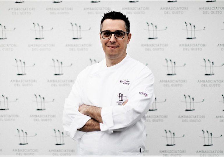Gioacchino Sensale rappresenterà la cucina italiana in Venezuela