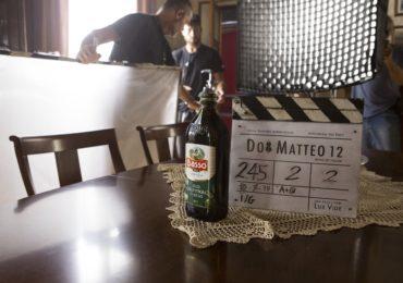 """""""OLIO BASSO"""" SULLA TAVOLA DI """"DON MATTEO 12"""""""