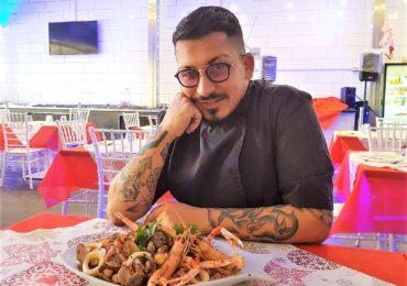 Chef dal cuore mediterraneo
