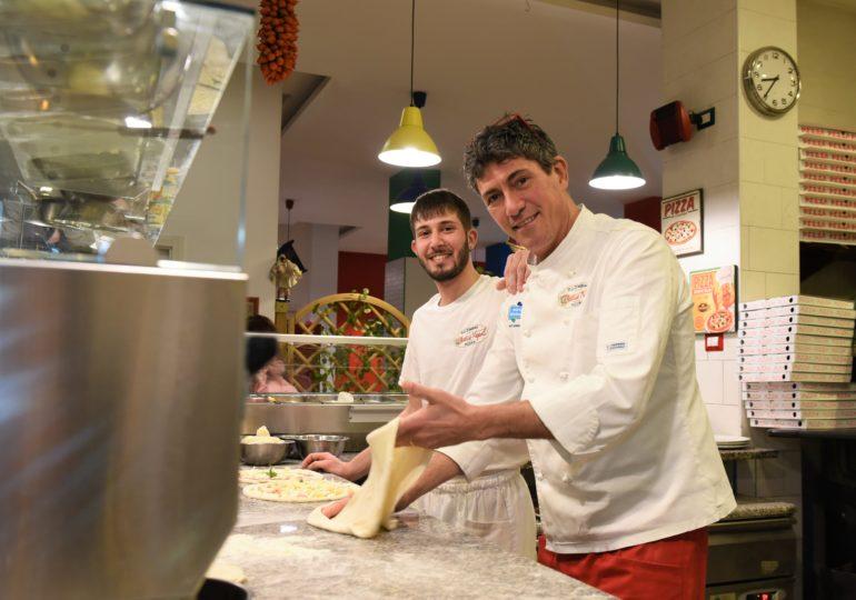 CIAK SI RIPARTE alla Pizzeria Salvatore Zombino