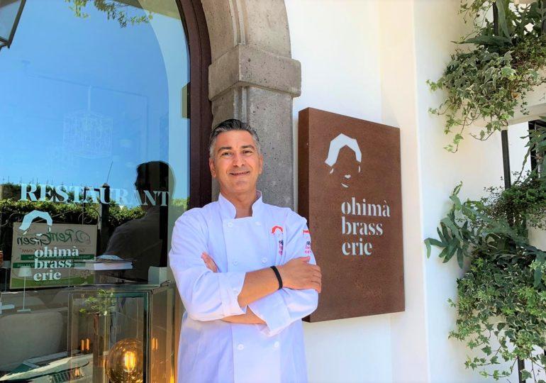 """""""Ohima"""" riparte sotto l'egida di una Stella Michelin"""
