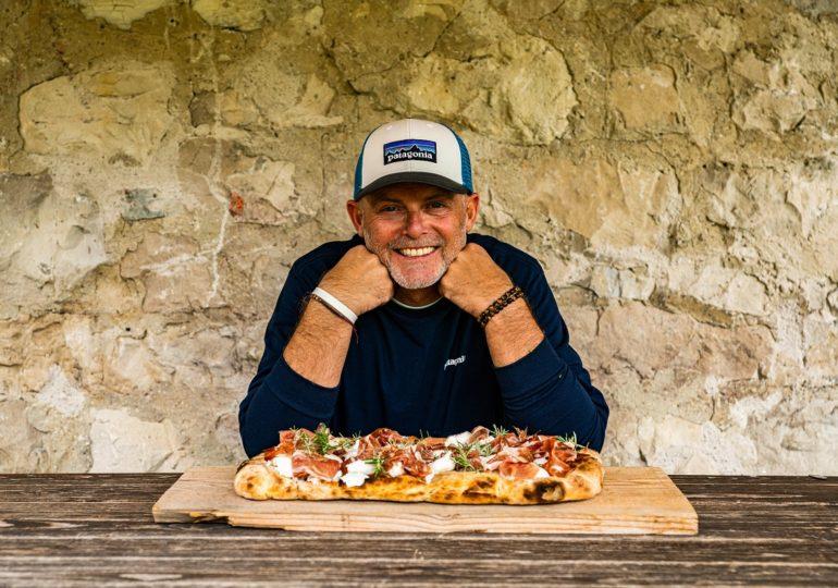 PIZZA IN MALGA PER VIVERE LA MONTAGNA A 360°
