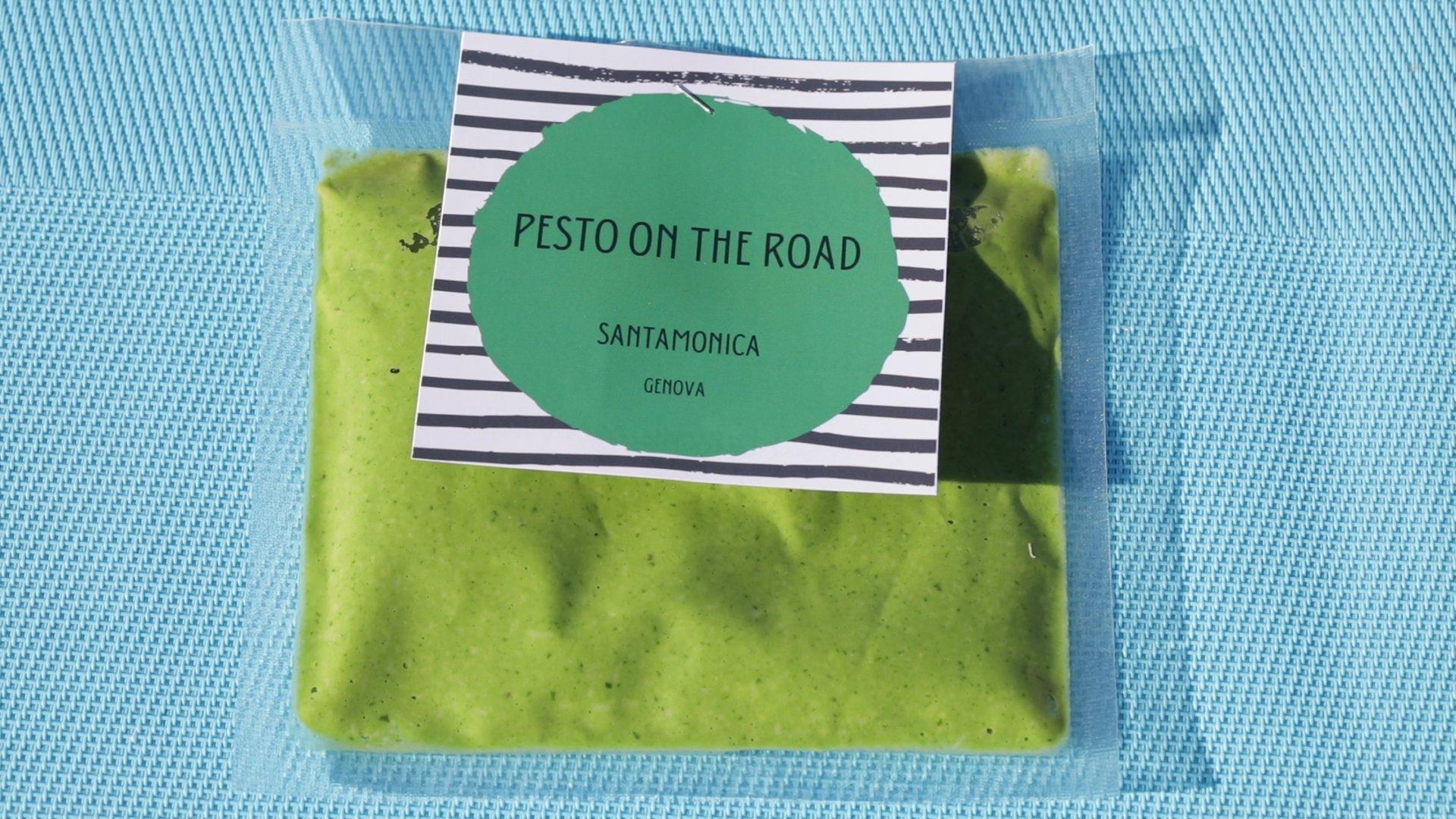 Il Pesto On The Road, come solo i genovesi sanno fare