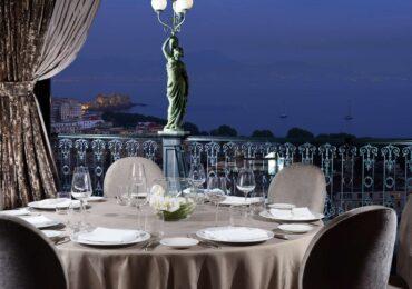 IL GRAND HOTEL PARKER'S APRE LE PORTE AL RISTORANTE STELLATO VERITAS