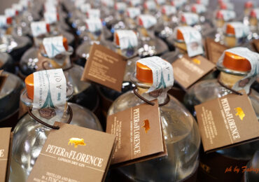 Peter in Florence: il London Dry Gin tutto toscano
