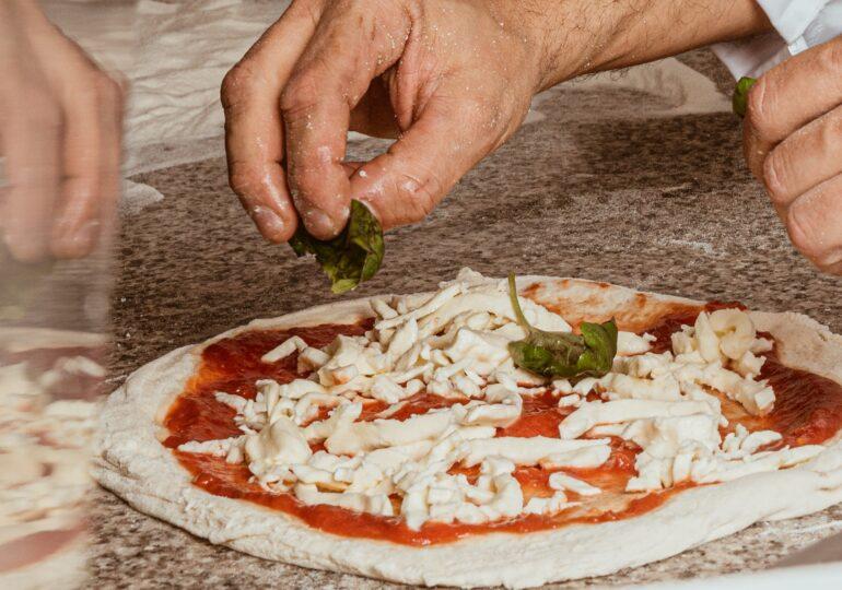"""LA PIZZA """" VERA COME L'ALOE """""""