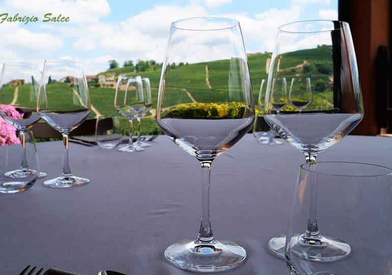 Villa Garassino: piatti vini e tanto verde